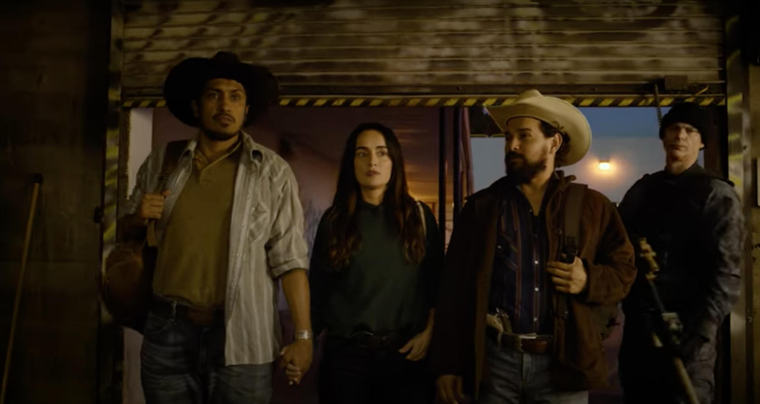 Trailer Forever Purge com comentários do diretor Everardo Gout 2
