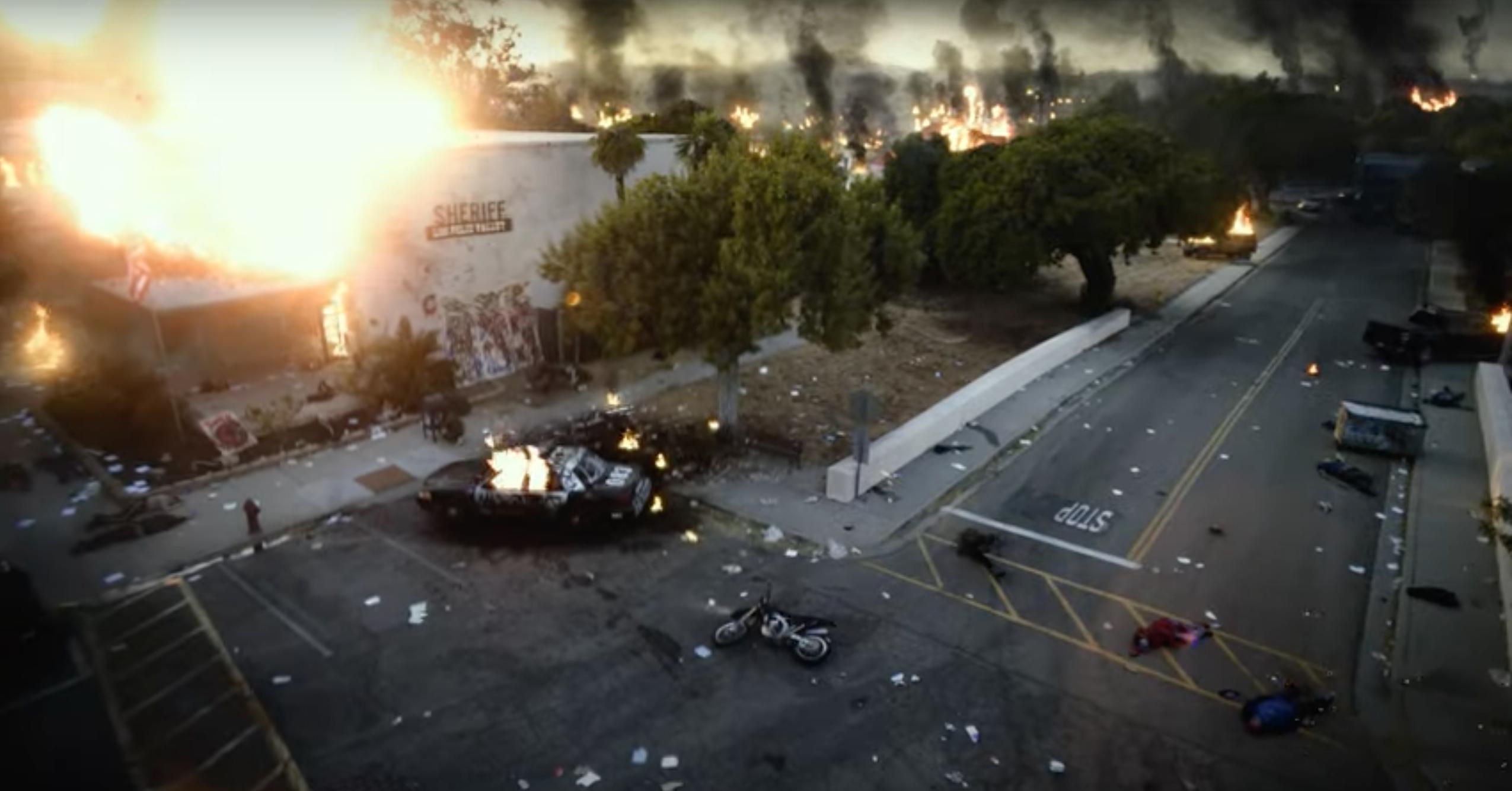 Trailer Forever Purge com comentários do diretor Everardo Gout 5