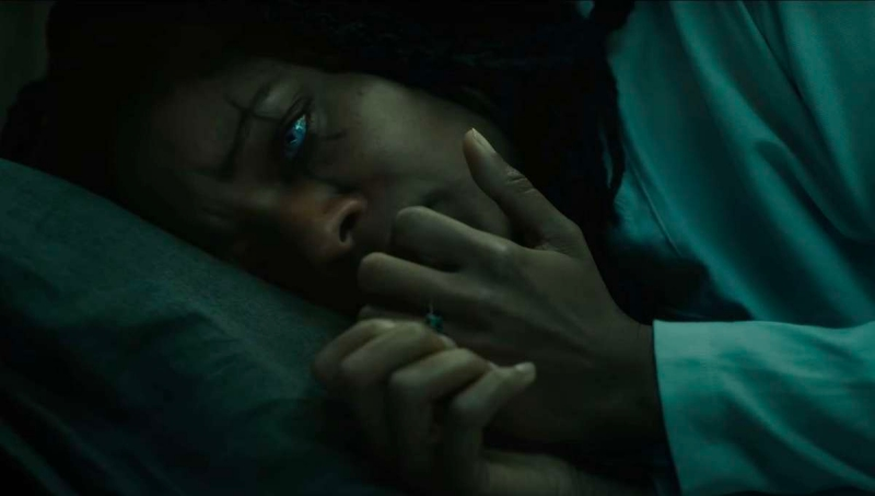 Naomie Harris as Shriek in Venom: Let There Be Carnage