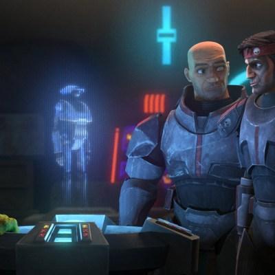 Star Wars: The Bad Batch Episode 6 Easter Eggs
