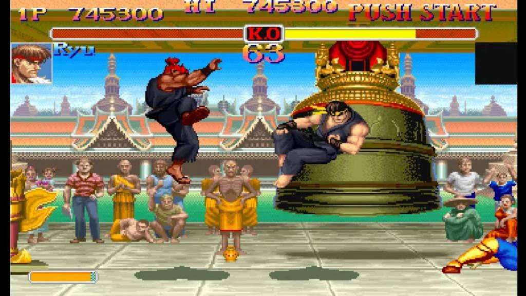 Super Street Fighter 2 Turbo Akuma cheat