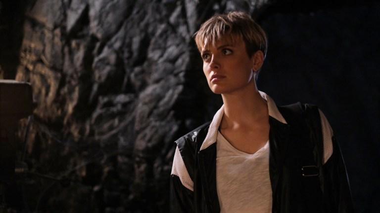 Wallis Day as Kate Kane on Batwoman Season 2