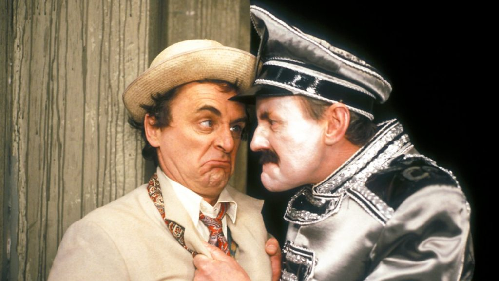 Doctor Who Paradise Towers Sylvester McCoy Richard Briers