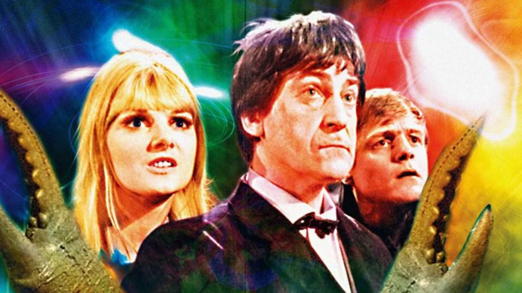 Se cortó la cubierta del DVD de Doctor Who The Macra Terror