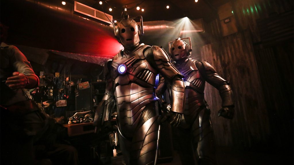 Doctor Who Time Fracture Cybermen
