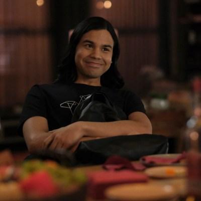 The Flash: A Heartfelt  Goodbye to Cisco Ramon