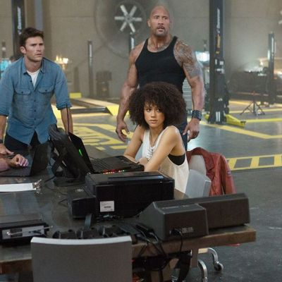 Fast and Furious cast in Fate of the Furious