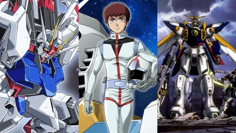 Gundam Live Action Movie Multiple Timelines