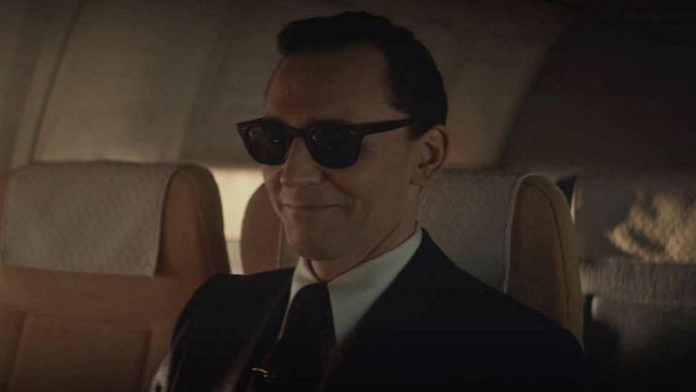 Loki as D.B. Cooper