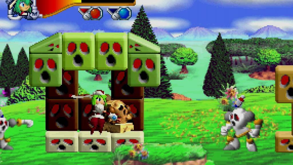 Mischief Makers N64