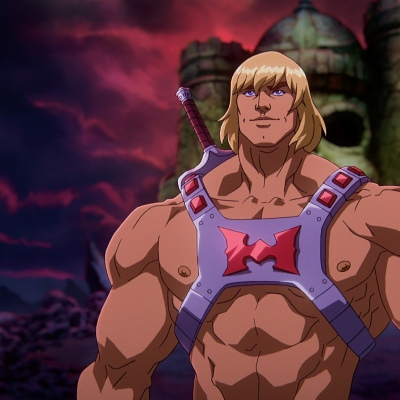 He-Man in Masters of the Universe: Revelation