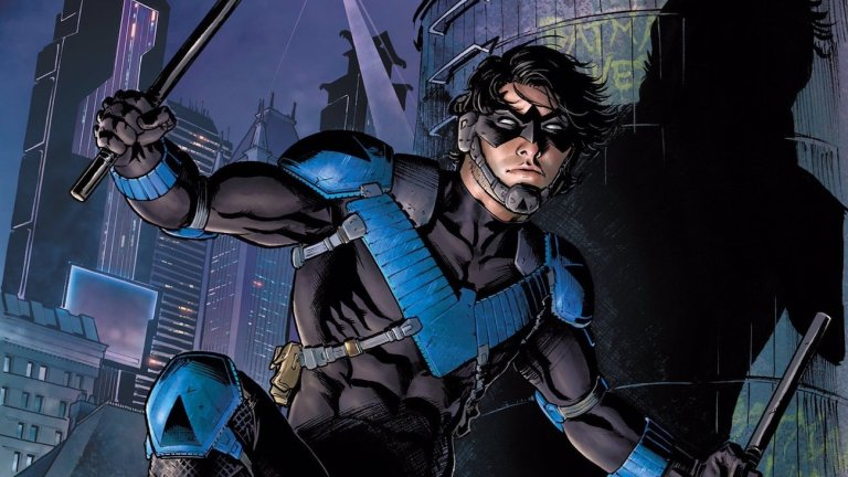 Nightwing comic book character is getting his own movie