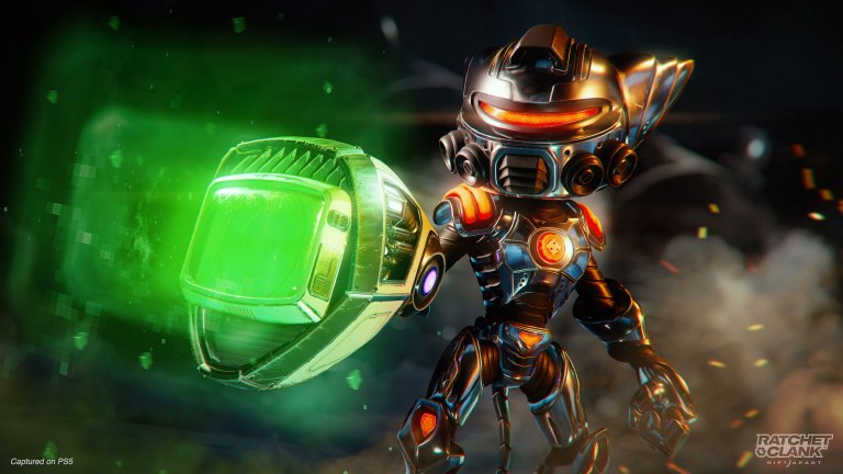 Ratchet and Clank Rift Apart Weapons