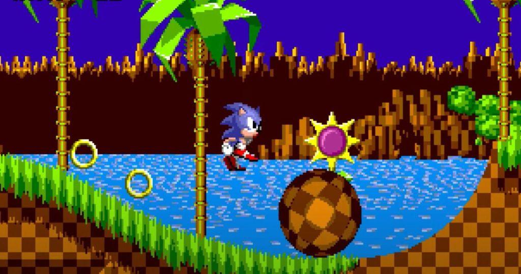 Sonic the Hedgehog debug cheat code