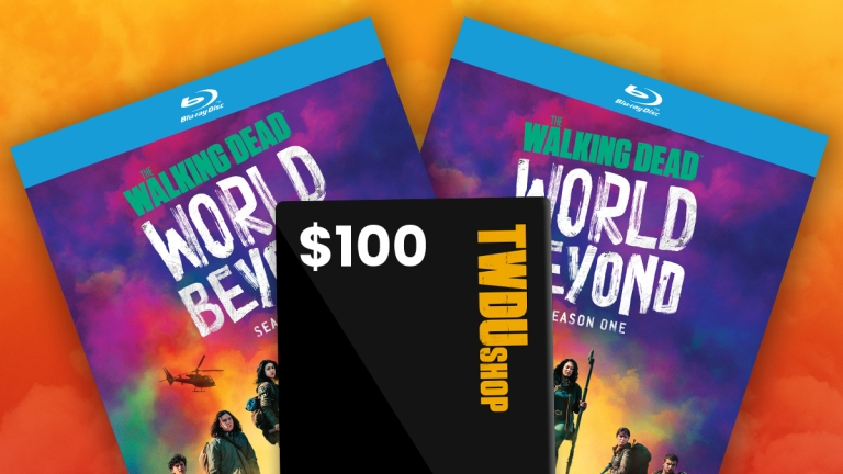 The Walking Dead: World Beyond $100 Gift Card Giveaway