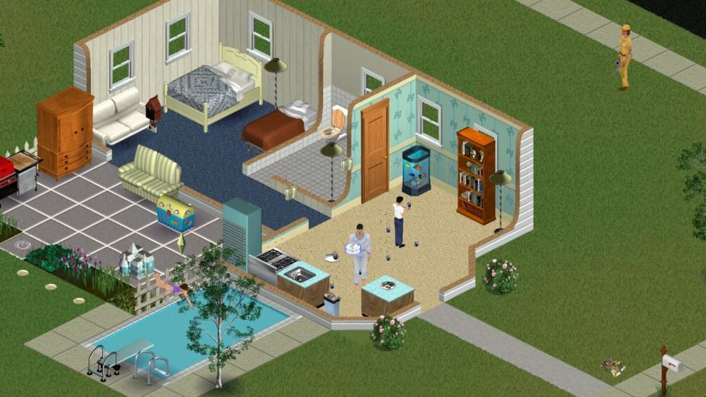 The Sims money cheat code