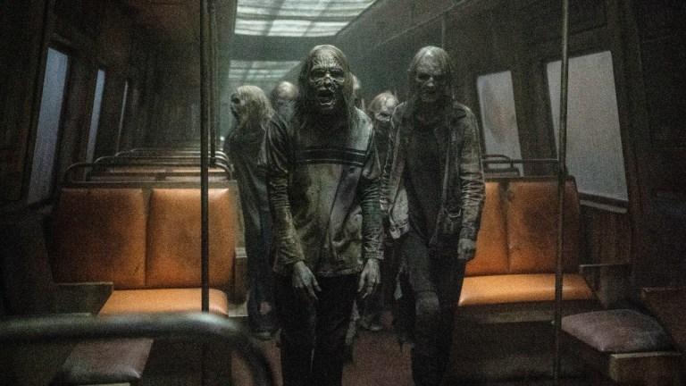 The Walking Dead Season 11 Zombies
