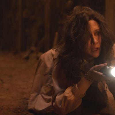 Vera Farmiga in The Conjuring 3 Ending