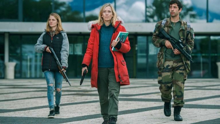 War of the Worlds season 2 episode 3 Lea Drucker