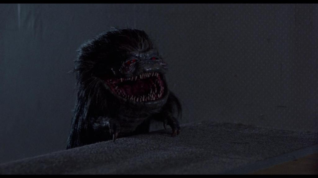 One of the aliens in Critters (1986)