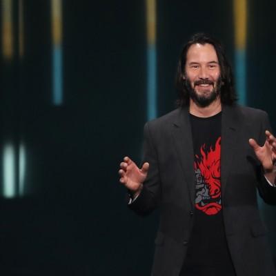 E3 Keanu Reeves