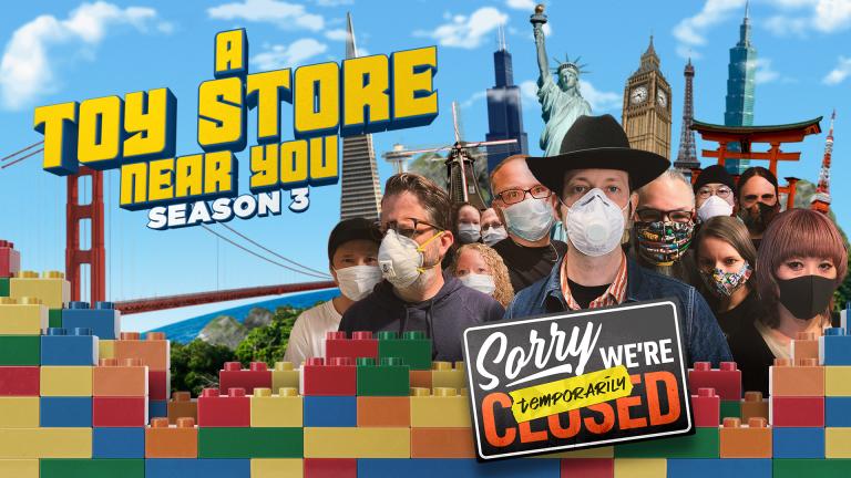 A Toy Store Near You season 3