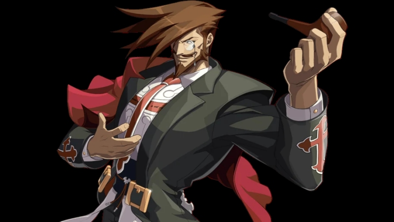 Slayer from Guilty Gear