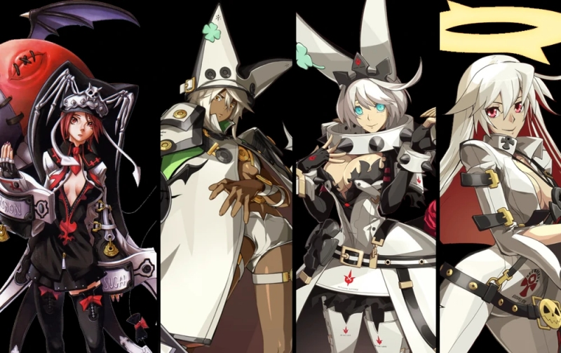 Valentines from Guilty Gear