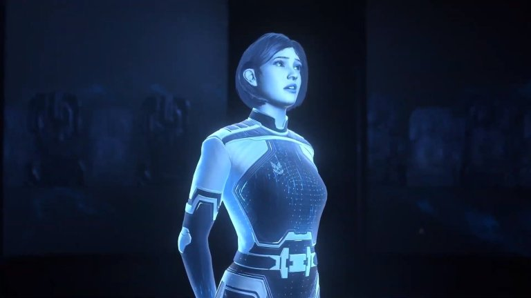 Halo Infinite Weapon Cortana