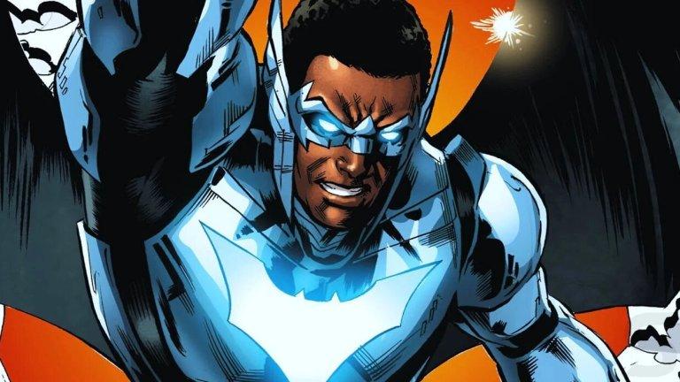 Batwing in DC Comics
