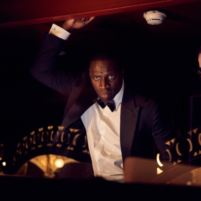Omar Sy as Assane Diop in Netflix's Lupin Part 2
