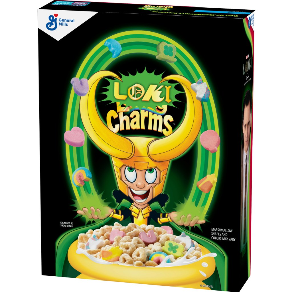 Marvel's Loki Charms Cereal is Real...Here's How You Can ...