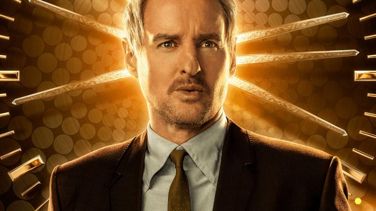 Owen Wilson as Mobius in Marvel's Loki
