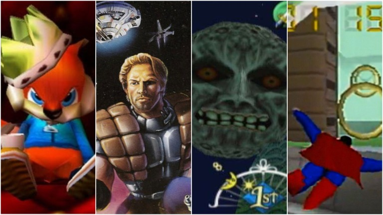 Hardest N64 Games