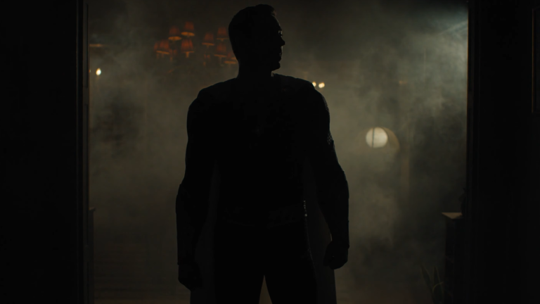 Zachary Levi in New Costume in Shazam 2: Fury of the Gods