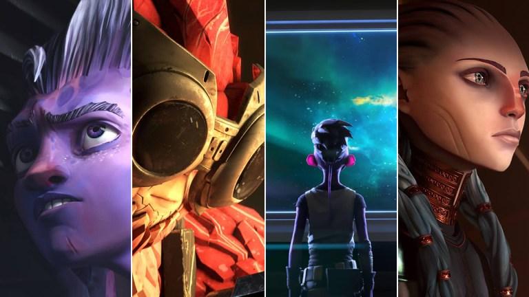 Star Trek Prodigy Characters