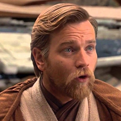 Ewan McGregor as Obi-Wan Kenobi in Star Wars: Revenge of the Sith
