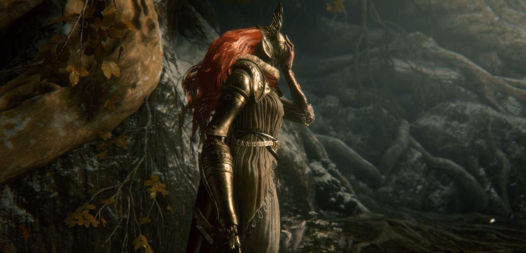 Elden Ring warrior woman