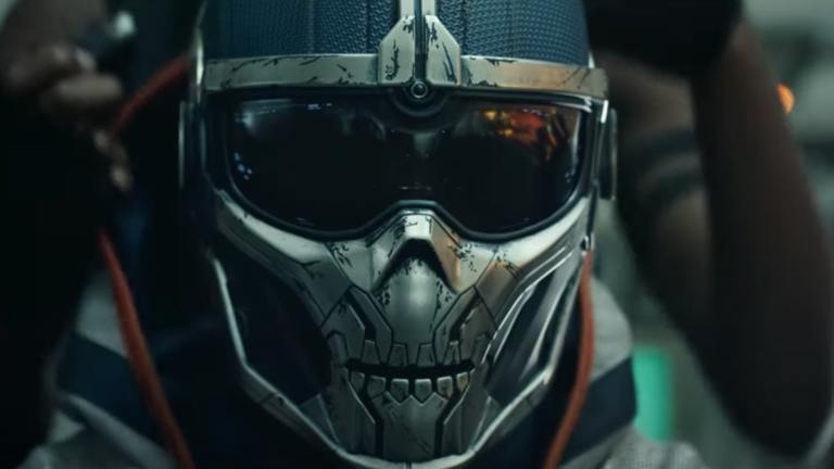 Taskmaster In Marvel's Black Widow