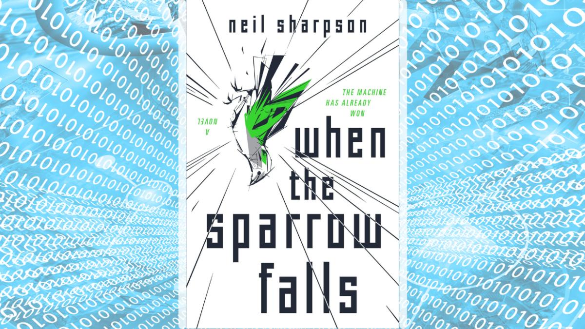When the Sparrow Falls book cover