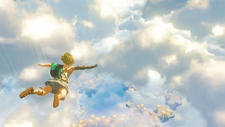 Zelda Breath of the Wild 2 E3 2021