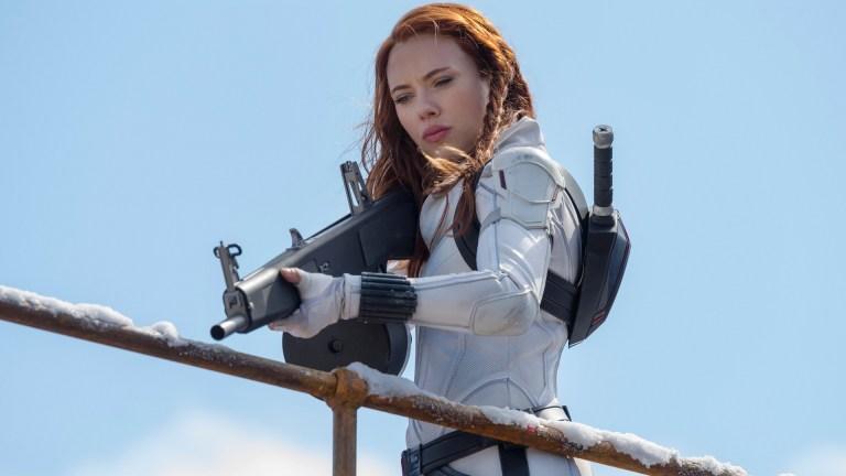 Natasha Romanoff (Scarlett Johansson) in Black Widow