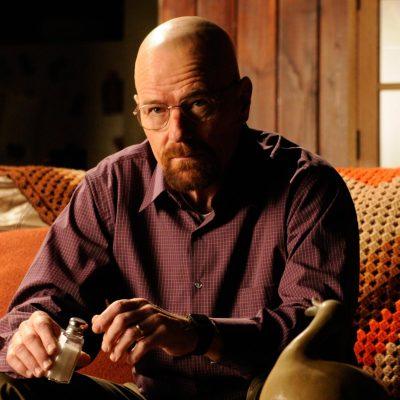 Walter White (Bryan Cranston) in Breaking Bad