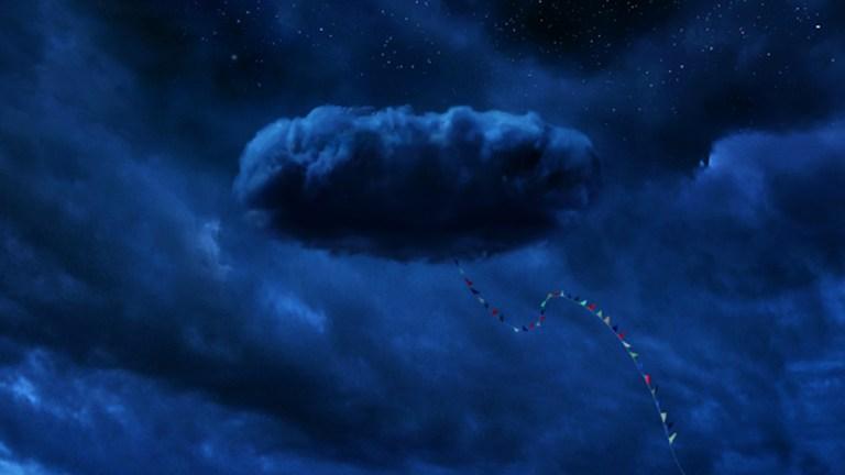 Cloud in Jordan Peele Nope