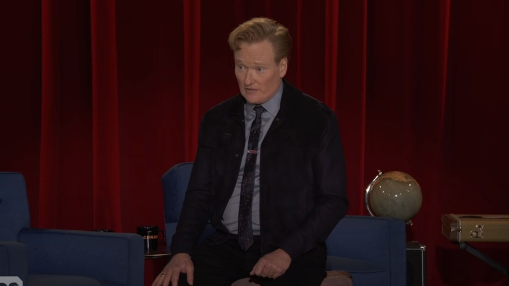 Conan O'Brien screengrab