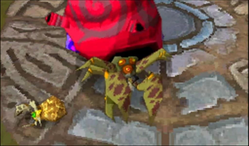 Crayk - The Legend of Zelda: Phantom Hourglass