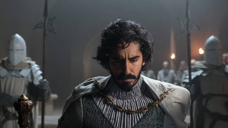 Dev Patel in The Green Knight Review