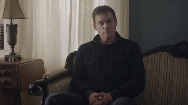 Dexter Morgan (Michael C. Hall) in Dexter: New Blood
