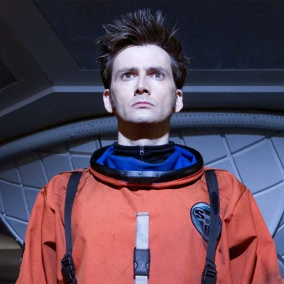 Doctor Who David Tennant Waters of Mars