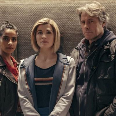 Doctor Who Series 13 Jodie Whittaker Mandip Gill John Bishop